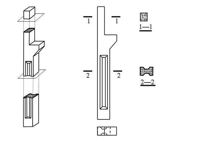 话题:看懂剖面图与断面图,是学建筑图纸的基什么中意思建筑是图纸al图片