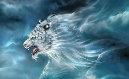 传说中,十二星座的守护神兽