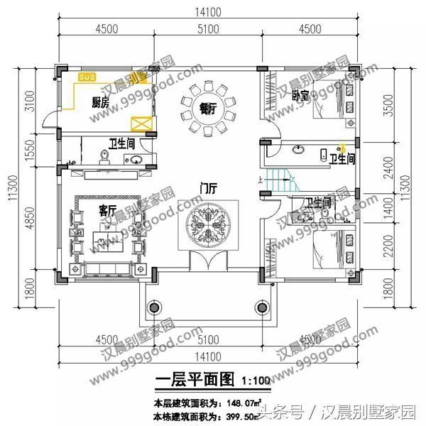 广东农村老房旁盖新三层造价,别墅性价比,超高别墅装要吗中央空调图片
