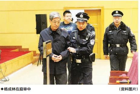 内蒙古银行原董事长杨成林案背后