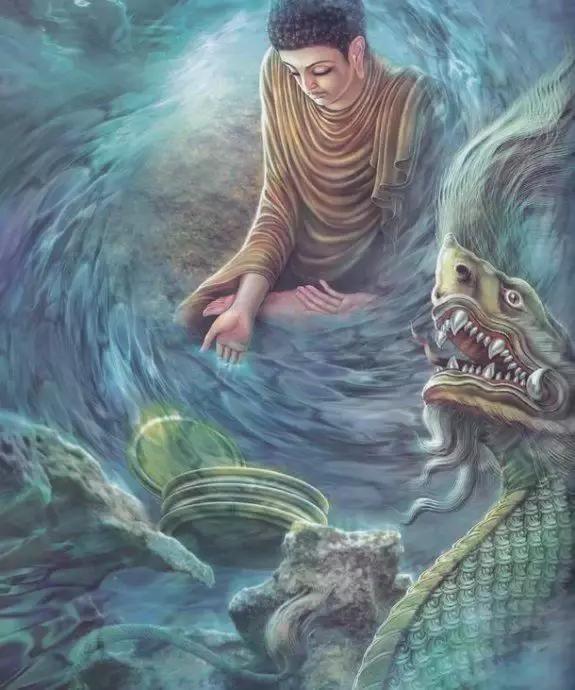 最全图解:佛陀释迦牟尼佛的一生,过目增福,关注结缘图片