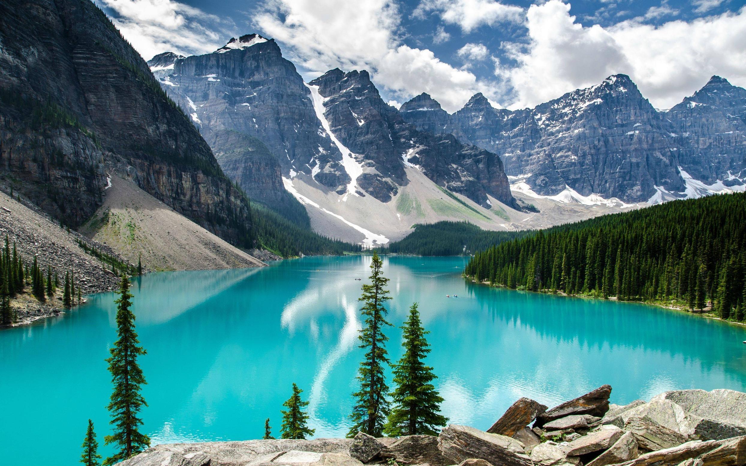 班夫国家公园:加拿大落基山脉之心