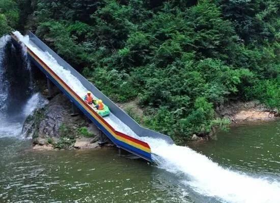 十 面 埋 伏 森 林 滑 水   马仁奇峰风景区交通指南:   芜湖马仁