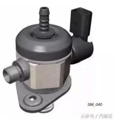"""汽车维修案例:ea888发动机2.0t高压泵""""疑似""""故障检修"""