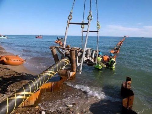 为解锁海底电缆铺设的世界性难题,中国造了一艘船