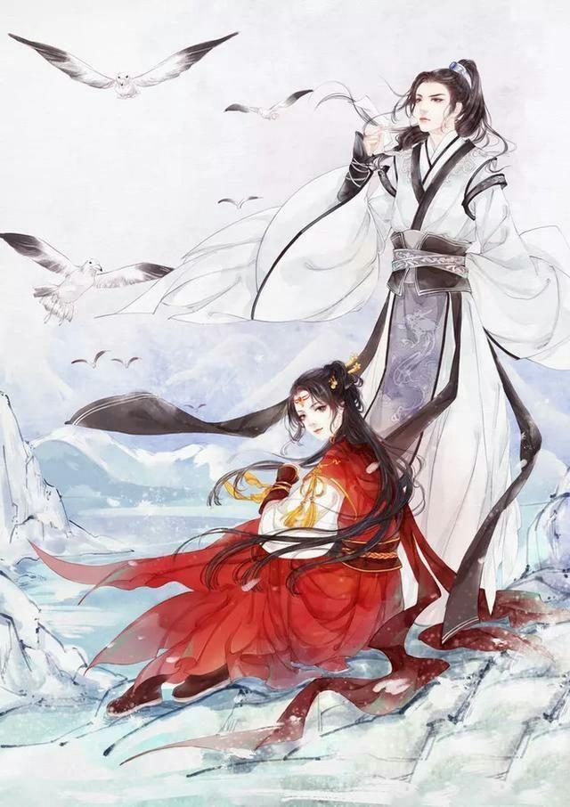 《古风微小说》启禀陛下,皇后娘娘把宁国进贡的青花瓷