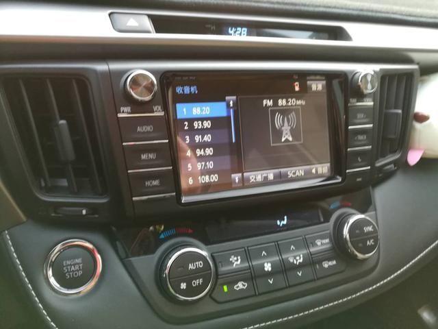 丰田新款rav4真实点评,附带提车作业,想买车的看过来