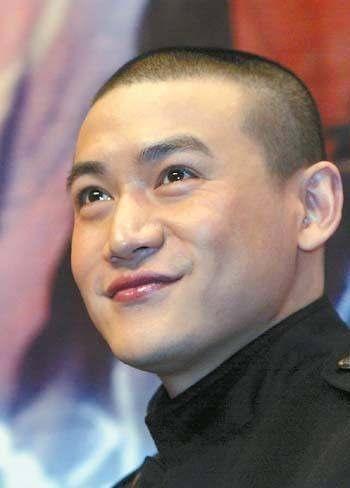 盘点光头男明星谁最帅,刘德华,郭富城,李晨,谁最帅?