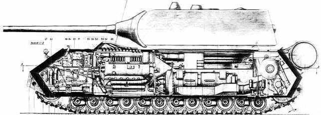 末日战车--鼠式重型坦克伊始
