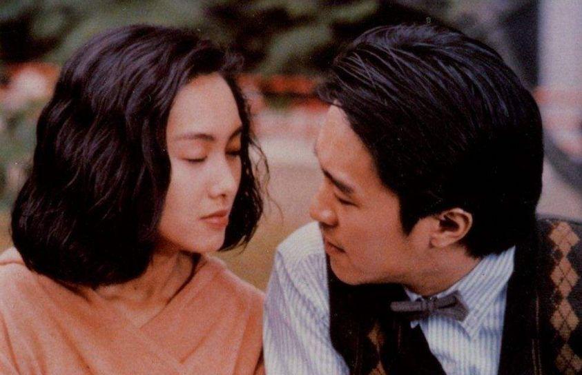 d 1990年,   19岁的朱茵要拍电影《逃学威龙2》,   对手戏演员,就图片