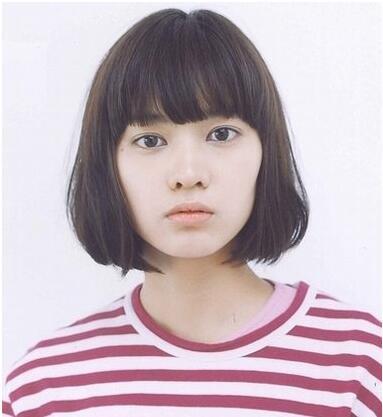 13款中学生短头发造型,最近流行的女生短发