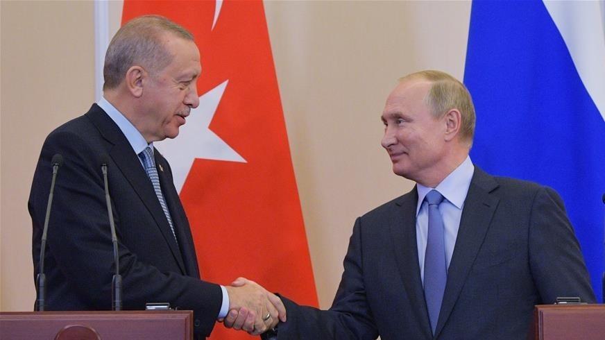 俄土就叙利亚北部局势签署谅解备忘录