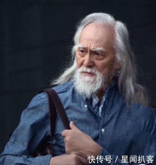 """抖音上最潮帅的三""""老头"""",王德顺第二,第一超养眼实力男神!"""