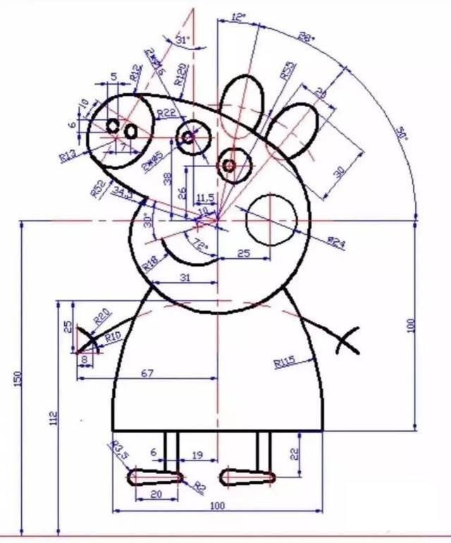 """""""小猪佩奇""""成高考拦路虎,史上最难数学题引网友头脑风暴"""