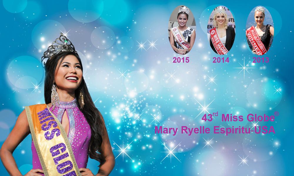历届环球国际小姐大赛