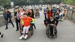 """城市力量熊红霞:""""我要带残疾人朋友看看外面的世界"""""""