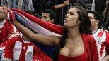 巴拉圭乳神公开支持墨西哥 可她最近有点惨