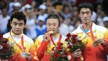 奥运冠军马琳现状!被国家队除名,拜师学艺推销白酒!