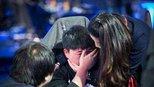 LOL:4位泪洒比赛现场的职业选手,Faker上榜,最后一位