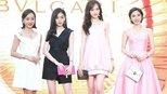 杨幂尴尬了,与身高差6cm的唐嫣同穿粉色礼裙,踮脚都拉不回差距