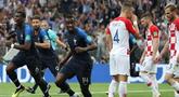 个人能力完胜克罗地亚 法国队胜算就是大