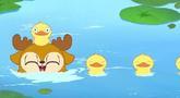 第32集 母鸭带小鸭