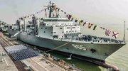 中国一口气展出三艘核动力巨舰:未来要打造全核动力舰队?