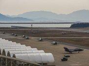 好巧:美韩230架军机联演,中国核潜艇消失,图154M前出黄海