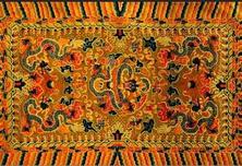 宫毯历史悠久 制作工艺考究图案丰富多彩