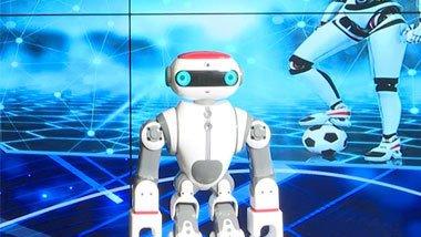 机器人DOBI预测世界杯赛况