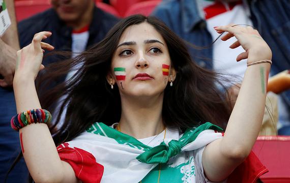 再见伊朗!还有那些波斯女郎 摘下头巾的她们太美