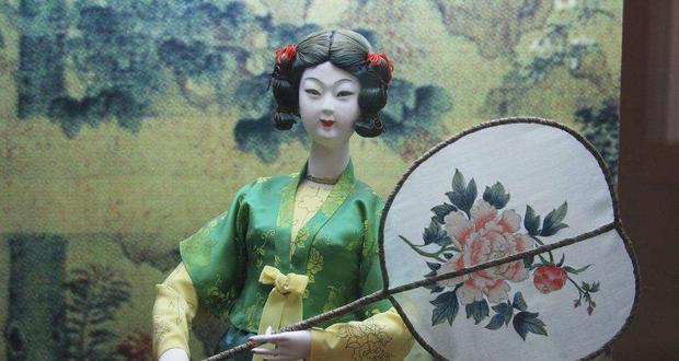 """绢塑制品 古代的""""奢侈品"""""""