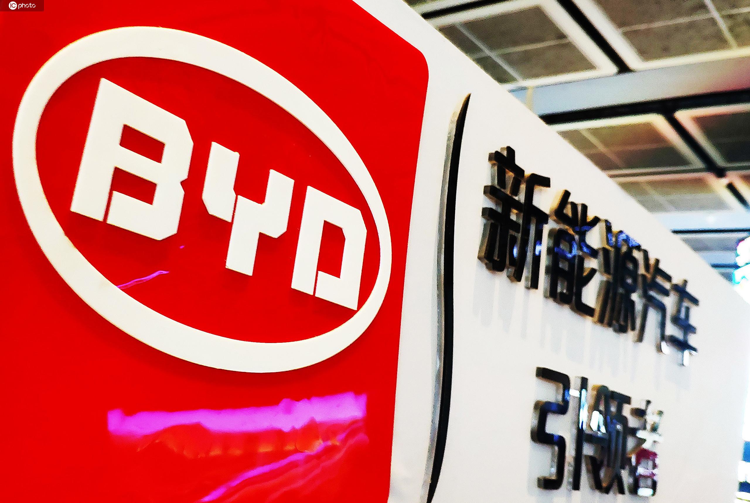 丰田与比亚迪电动车合作落定,组建合资公司股比各占50%