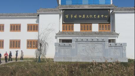 """黄河故道旁的脱贫故事:""""要不是收入多了 农民哪有功夫弹吉他"""""""