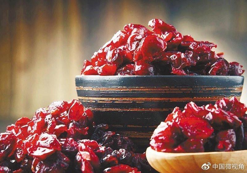 多吃蔓越莓可以美容养颜吗?