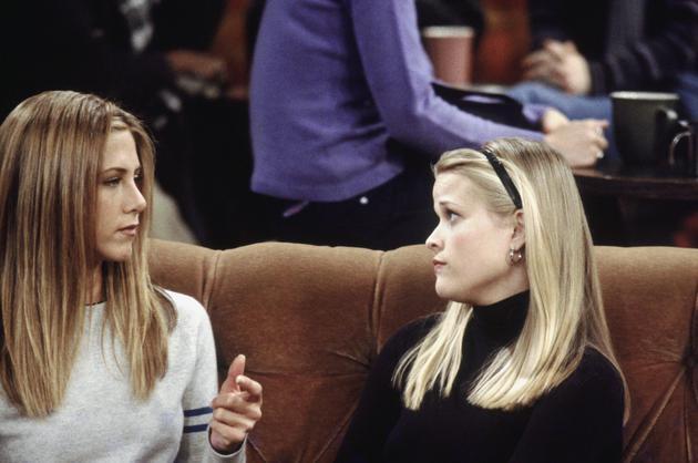 安妮斯顿重回电视荧屏 携手影后威瑟斯彭加盟新剧