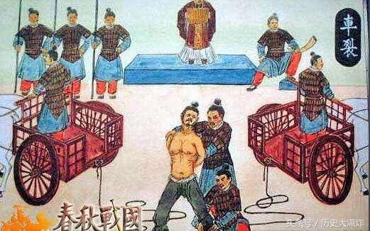 铜牛酷刑的第一个受刑者就是发明者!呵呵,自作孽不可活!