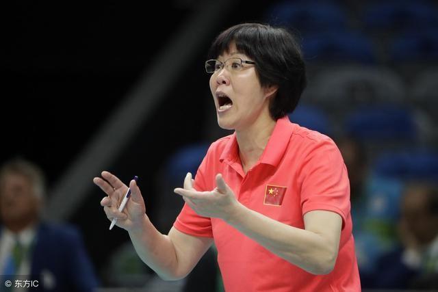 中国女排重大变动!教练人员大变样!