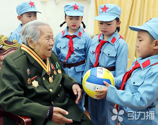 苏州百岁女红军梁金玉去世 曾参加万里长征