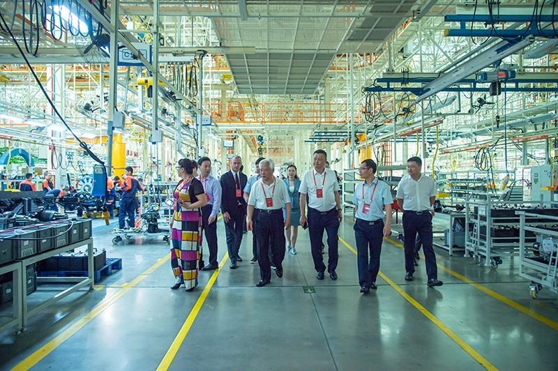 南充:举行中国(南充)-意大利产业对