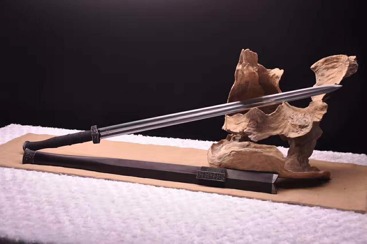 古代冷兵器之嵌银饕餮汉剑 - 挥斥方遒 - 挥斥方遒的博客