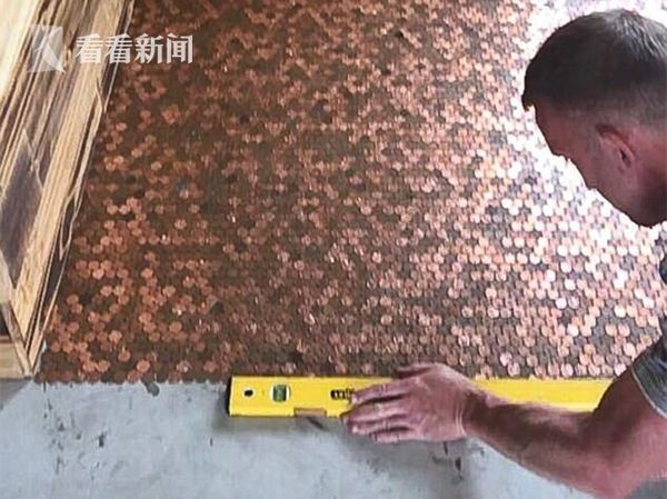 【转】北京时间      为省装修费 理发店用七万枚硬币铺地面意外走红 - 妙康居士 - 妙康居士~晴樵雪读的博客
