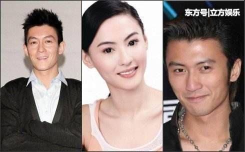 陈冠希否认自己导致张柏芝和谢霆锋离婚,曝出二人的离婚隐情