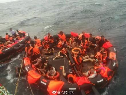 泰沉船已致中国游客1死50失踪 将出动直升机救援