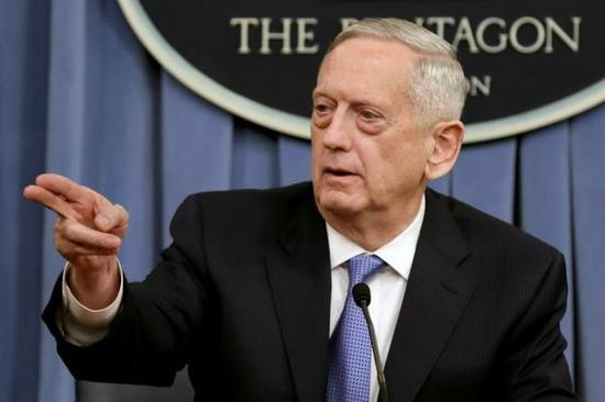美国防部将定新国防战略 聚焦同时打赢两场战争(图)
