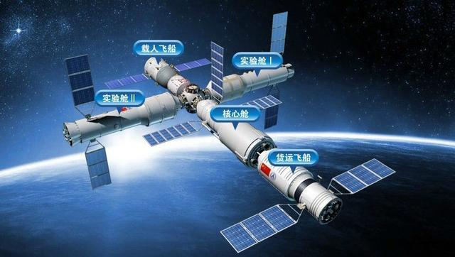 天舟一号飞船完成使命意味着中国进入空间站时代
