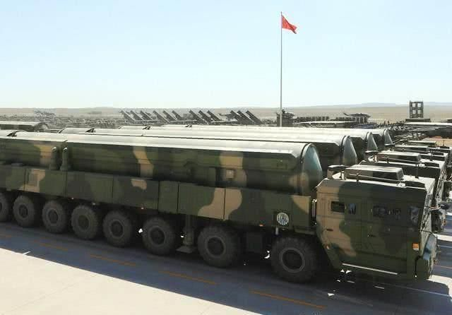 发射一枚东风-41导弹要花多少钱?这个数字让人