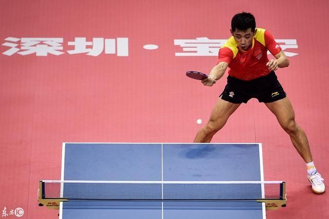 2018中国乒乓球公开赛男单资格赛第2轮:张继