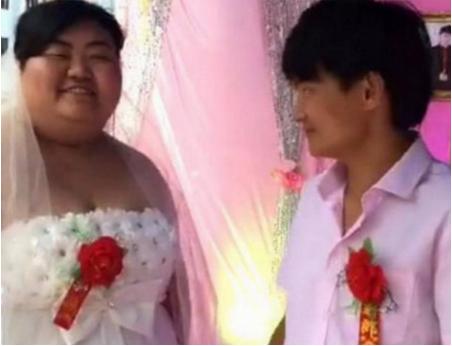 帅小伙娶胖媳妇 婚礼上全村人议论纷纷! - 周公乐 - xinhua8848 的博客