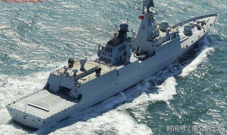 俄这次说了大实话:中国一个舰队就能完爆印度海军(图)